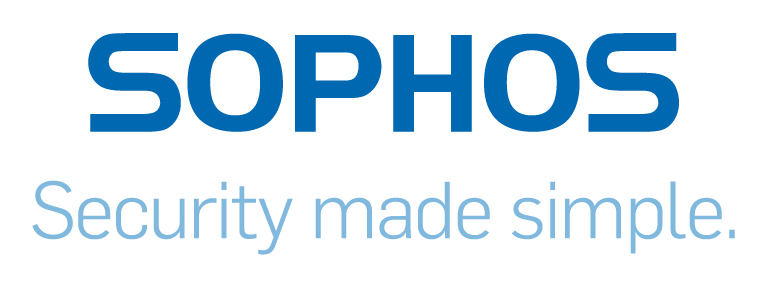 Sophos with tagline