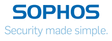 Sophos with tagline